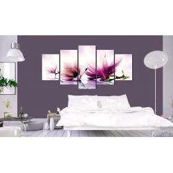 Billede - Pink flowers:...