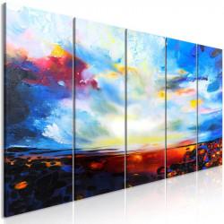 Billede - Colourful Sky (5...
