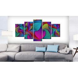 Billede - Carousel of Colours
