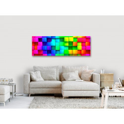 Billede - Colourful Cubes...