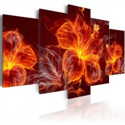 Billede - Fiery Flowers