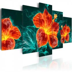 Billede - Flaming Lily