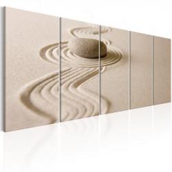 Billede - Zen: Sand and Stone