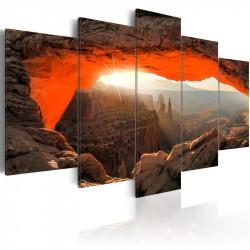 Billede - Mesa Arch,...