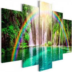 Billede - Rainbow Time (5...