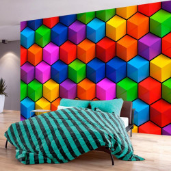 Fototapet - Colorful...