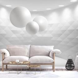 Fototapet - Geometric Room