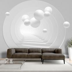 Fototapet - 3D Tunnel