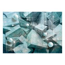 Fototapet - Concrete Cubes...
