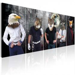 Billede - Animal Faces