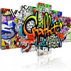 Billede - Artistic Graffiti