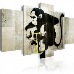Billede - Monkey TNT...