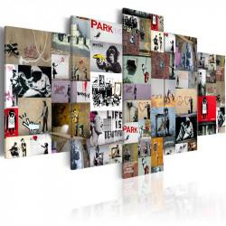 Billede - Art of Collage:...
