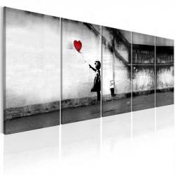 Billede - Banksy: Runaway...