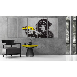Billede - Monkey and Banana