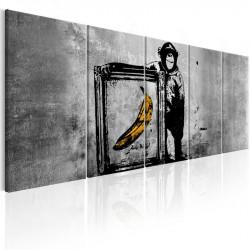Billede - Banksy: Monkey...