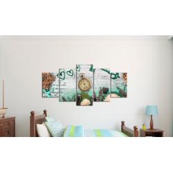 Billede - Emerald composition