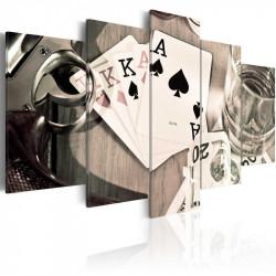 Billede - Poker night