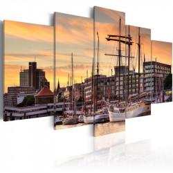 Billede - Port of Hamburg