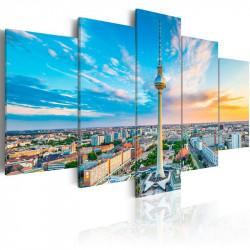 Billede - Berlin TV Tower,...