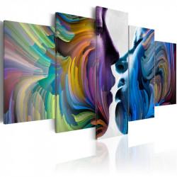 Billede - Kiss of Colours