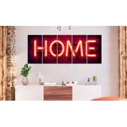 Billede - Home Neon