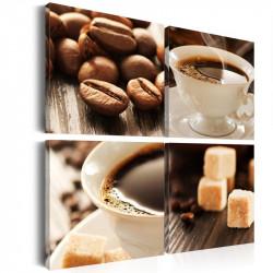 Billede - En kop kaffe