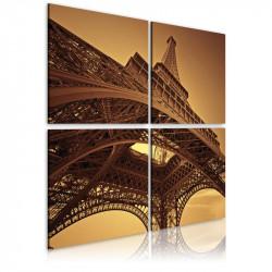 Billede - Paris - Eiffel Tower