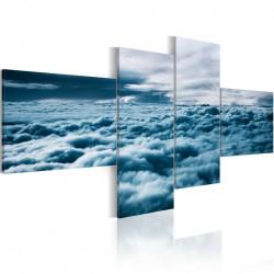 Billede - Head in the clouds