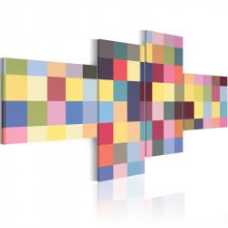 Billede - Æstetik af farver