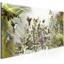 Billede - Hummingbirds...