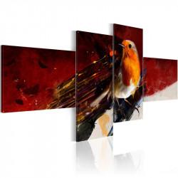 Billede - A little bird on...