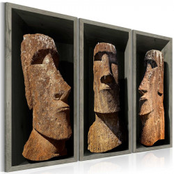 Billede - Moai (Easter Island)