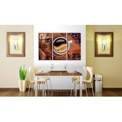 Billede - Cup of hot coffee