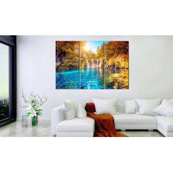 Billede - Waterfalls of...
