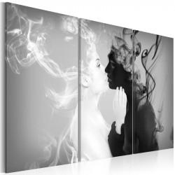 Billede - Smoky kiss