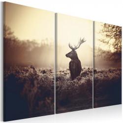 Billede - Lurking Deer I