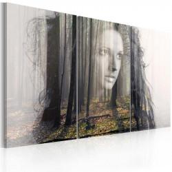 Billede - Forest nymfe