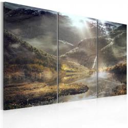 Billede - The land of mists...