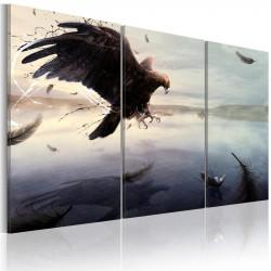 Billede - Eagle above the...
