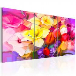 Billede - Rainbow Bouquet