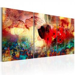 Billede - Garden of Colours