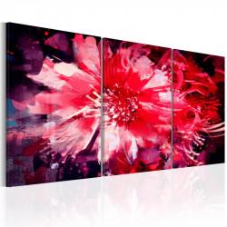 Billede - Crimson Flowers