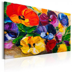Billede - Spring Pansies