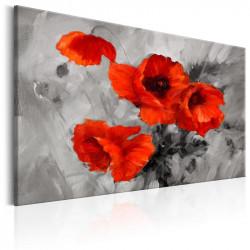 Billede - Steel Poppies