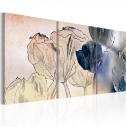 Billede - Sketch of Tulips