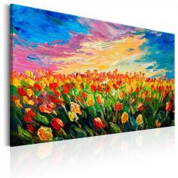 Billede - Sea of Tulips