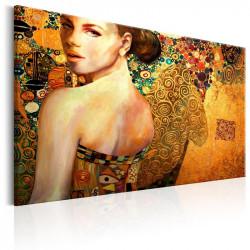 Billede - Golden Lady