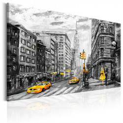 Billede - Walk in New York