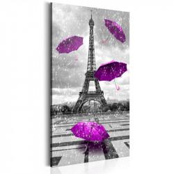 Billede - Paris: Purple...